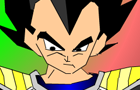 Vegeta's Problem by Sylvan