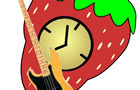 StrawberryClock band