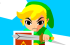 LOZ: Link's Bout by madarkwasp