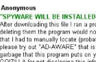 Web Accelorator: Parody