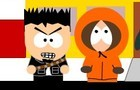 South Park Chase Scene
