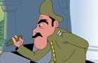 Taco-Man hates Saddam