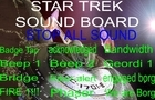 StarTrek Sound Board