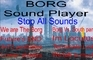 BORG Sound Player