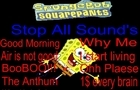 Spongebob Sound Board