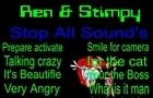 Ren & Stimpy Sound Board