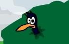 Berty the bird