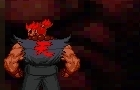 Akuma vs Scorpion 2(2) by xXARCHAONXx