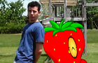 Strawberry Clock and Me