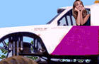 Britney Spears Truck Jump