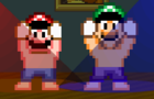 Mario &amp;amp; Luigi full monty