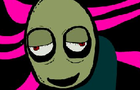 Salad Fingers Gangsta Rap by onryu24