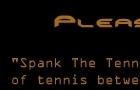 Smack the Tennis Monkey