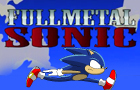 Full Metal Sonic by thewax70