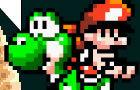 Yoshi meets Baby Mario