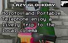 GG- Lazy Glockday