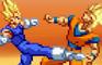 Goku vs Vegeta TLD