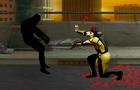 MK scorpion vs. Noob