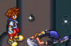 Kingdom Hearts Sprite 1-2 by Old-Style-Clock