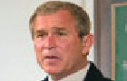 Bush Calculates Revenge