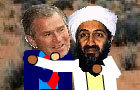 Bush vs. bin Laden (WW3)