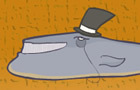 Edward The British Whale by VirusClock