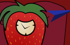 Strawberry Clock Says... by DingoEatingFuzz