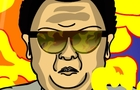 Taco-Man: Kim Jong-il