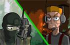 Metal Gear Johnny: SE by Fonzu