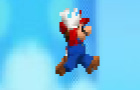 new super mario flash by m4x0
