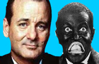 Bill Murray Goes Zoo'n