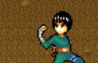 Rock Lee vs Neji(W.I.P)
