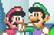 Luigi VS. MasterHand