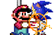 Mario Vs Sonic (NX Ver.)