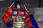 Optimus prime v.s. RX-78