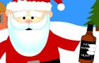 exclusive: drunken santa