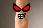 Middle Finger Dressup