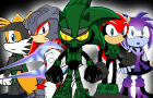 Sonic Halo by thewax70