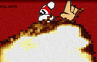 Heil Santa:I Kill Gays