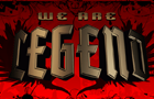 We Are Legend:Arockalypse by JohnnySedona