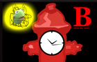 Hydrant Clock Day 2007 2