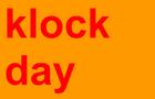 Klock day