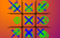 Tic Tac Toe Cubed