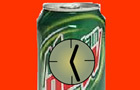 MountainDewClock tribute
