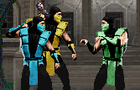 A Ninja Mart Halloween