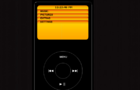 NG Ipod DEMO
