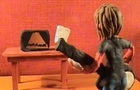 Guitar Hero Claymation