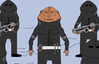 Doctor Who Sontarans War