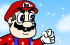 Super Mario Christmas by NathanThePirate
