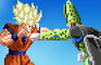 Demo Dodge : Goku Vs Cell